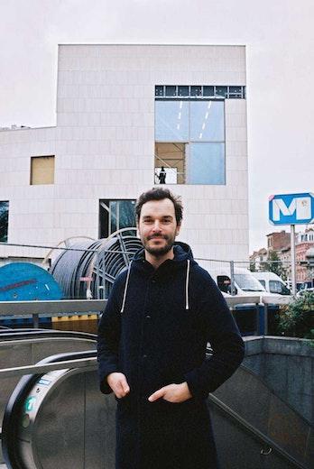 Simon Bidal x urban brussels