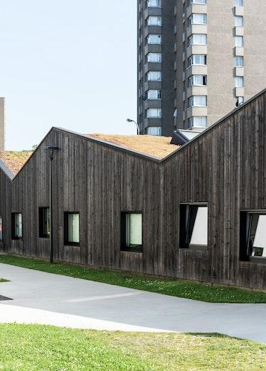 LUCID B architecten Heemschool 09