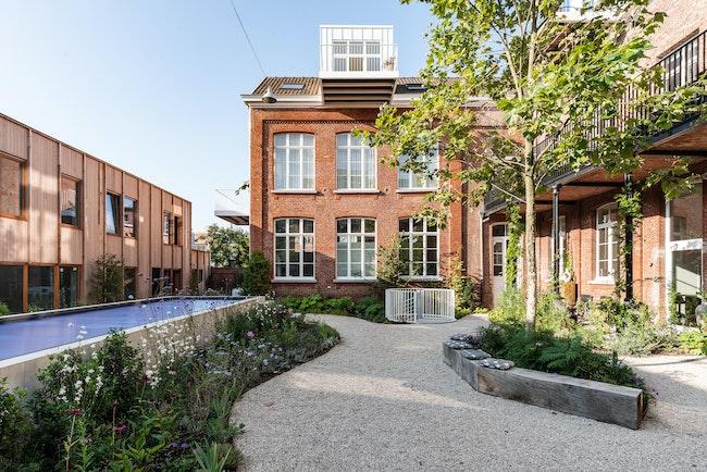 Lucid B architecten Academie Turnhout 06
