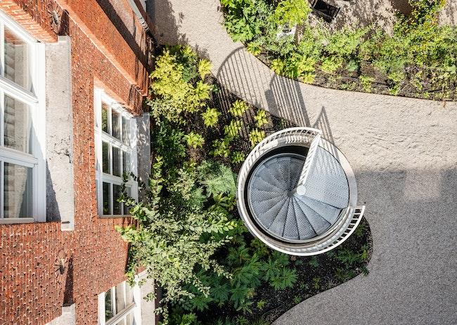 Lucid B architecten Academie Turnhout 14