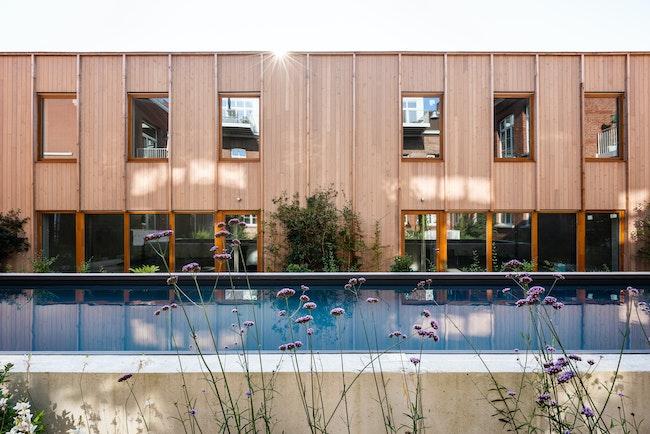 Lucid B architecten Academie Turnhout 16