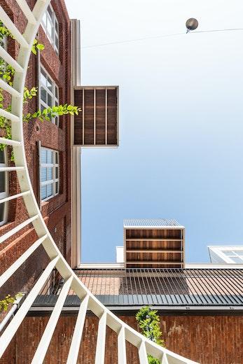 Lucid B architecten Academie Turnhout 18
