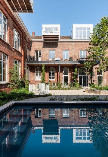 Lucid B architecten Academie Turnhout 19