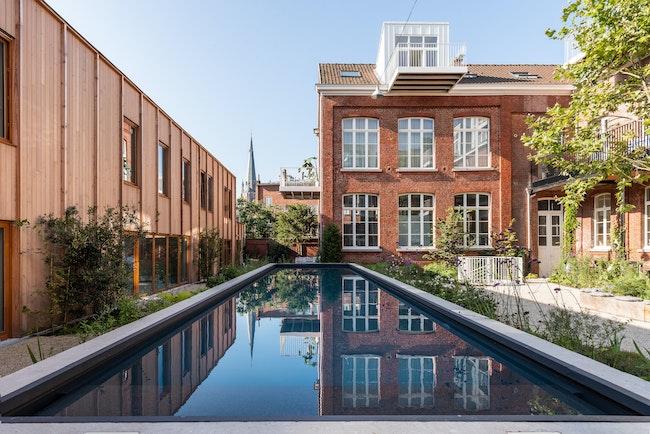 Lucid B architecten Academie Turnhout 21
