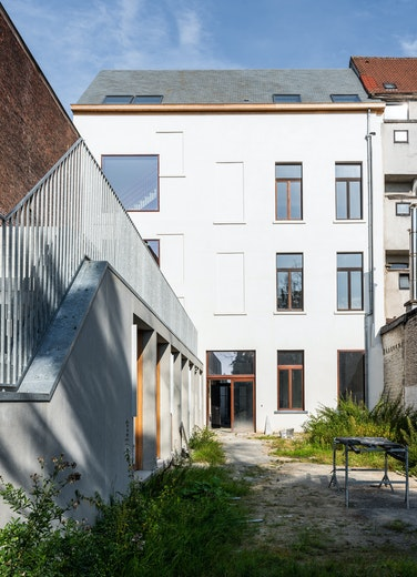 Lucid B architecten Museum Elsene 13