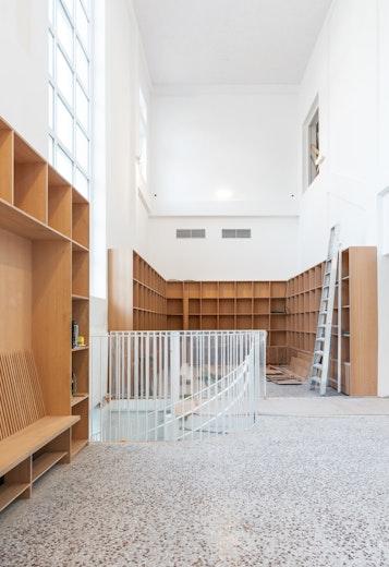 Lucid B architecten Museum Elsene 17
