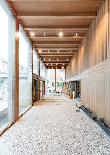 Lucid B architecten Museum Elsene 21