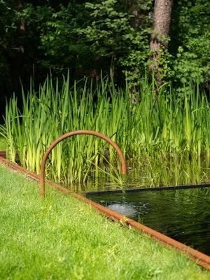 Swimming pond DC