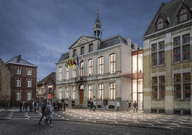 B architecten City Hall Roeselare Img03 3 THIRD EDITED 02 small