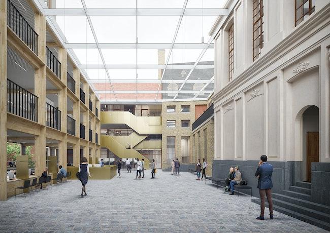 B architecten City Hall Roeselare Img04 THIRD small