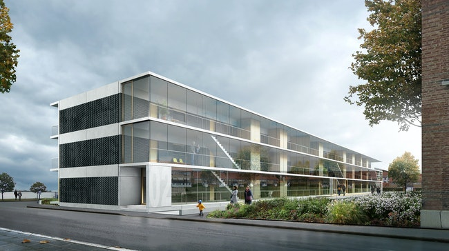 Met Zicht Copyright B Architecten  Bevk Perovic Arhitekti 02