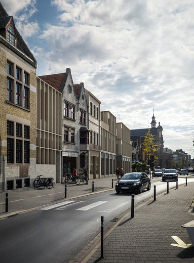 Stad HUIS Roeselare B architecten Bressers THIRD 02