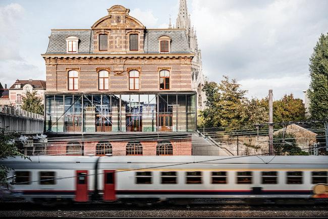 Station Laken copyright b architecten 03