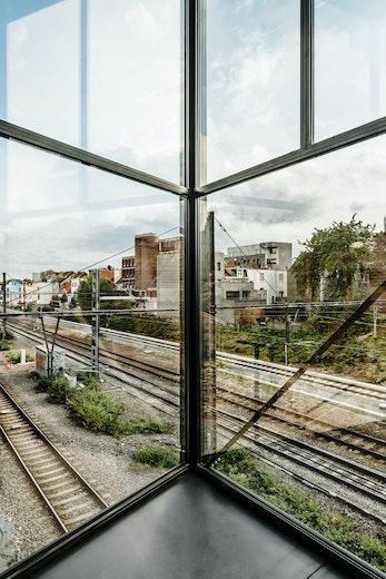 Station Laken copyright b architecten 10