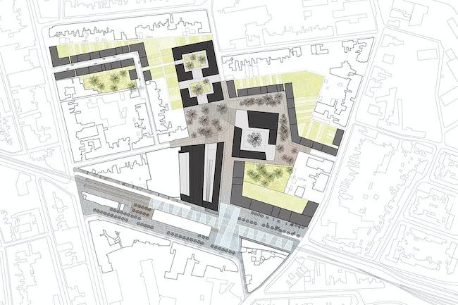 StationsomgevingTurnhout B-architectenBureauBB 6