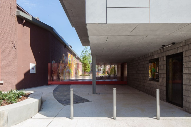 Foto thomas de bruyne CAFEINE BE B Architecten Zennetuin 2012 6